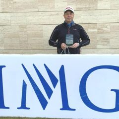 IMG Trophy 2020 - Runner Up Brian McCormick