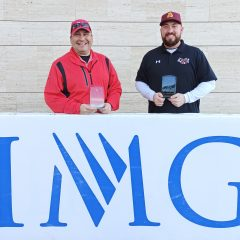 IMG Trophy 2020 - Third Place Gregg & Jeff