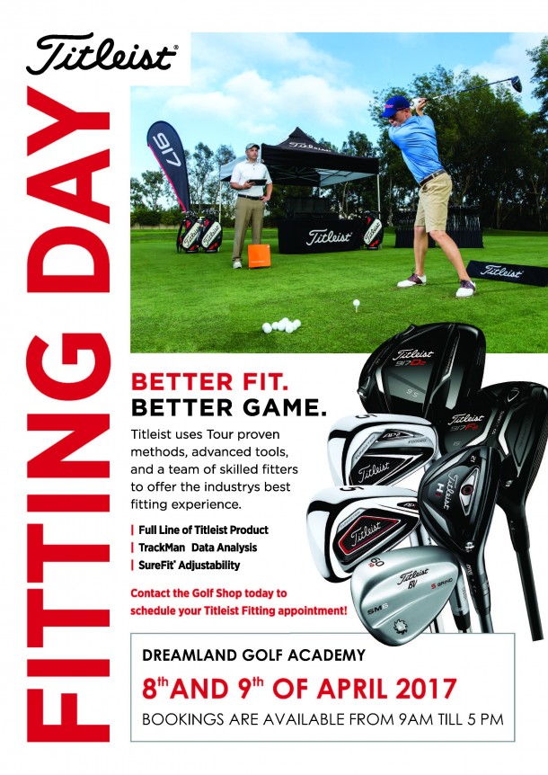 Ping and Titleist Demo days at Dreamland Golf Academy ...